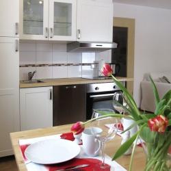 Wohnküche Alpenblick klein